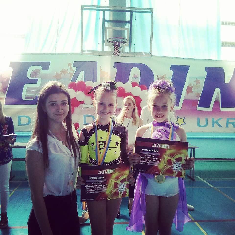"""СК """"FUSION DANCING"""" прийняли участь у змаганнях, які проходили у м.Дніпро"""